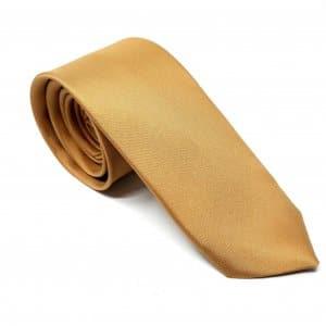 Dodatki Elegancki Krawat Biszkoptowy