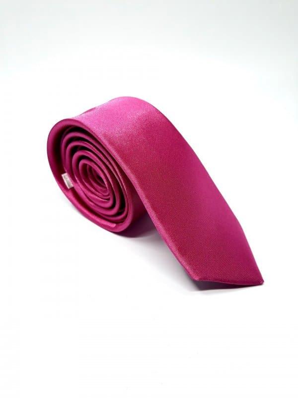 Dodatki Elegancki Krawat Różowy – Śledzik