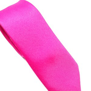 Dodatki Elegancki Krawat Amarantowy-Śledzik