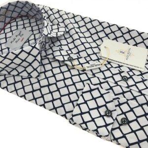 Koszule długi rękaw Koszula Royal Krata