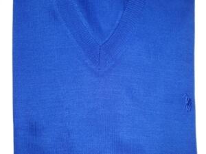 Swetr niebieski Fabian