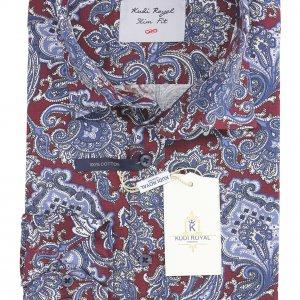 Koszule długi rękaw Koszula Royal Paisley
