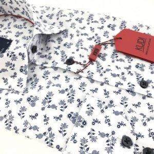 Koszule długi rękaw Koszula Kudi Gałązki