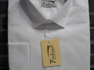 Koszula biała Fabian