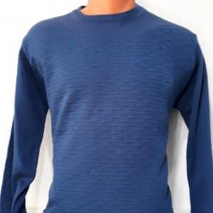 Sweter Niebieski Kudi