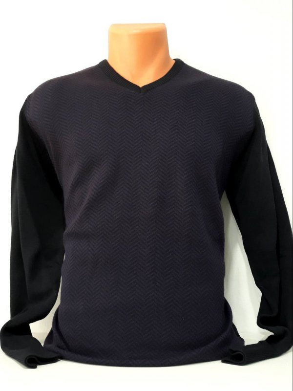 Sweter Granat Fioletowy Kudi