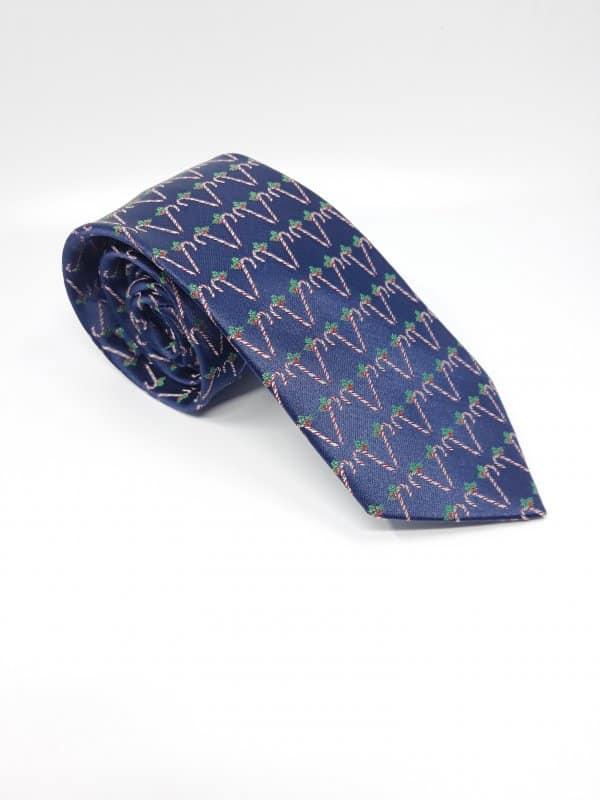 Dodatki Świąteczny Krawat Lizak