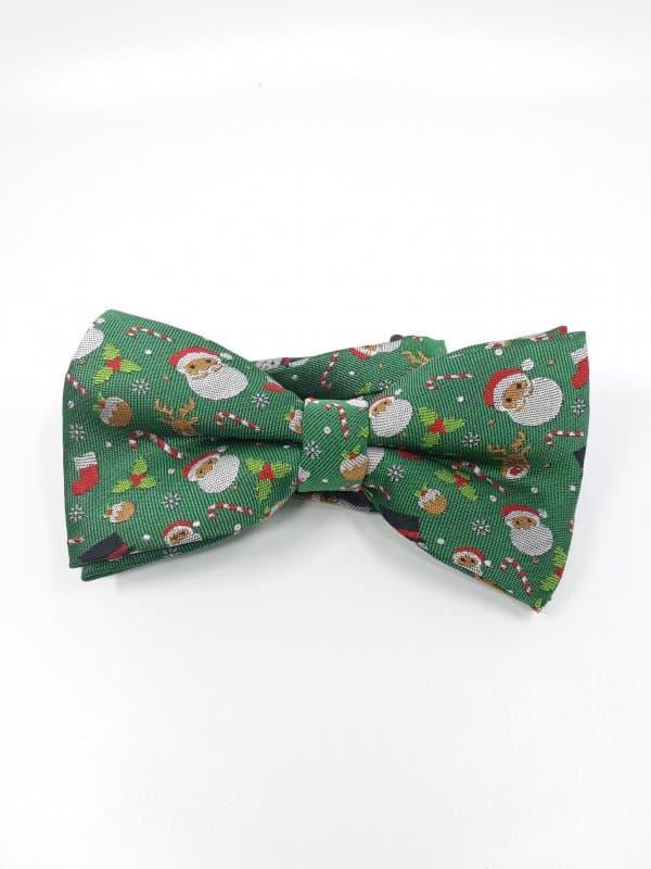 Dodatki Świąteczna Mucha Zielona