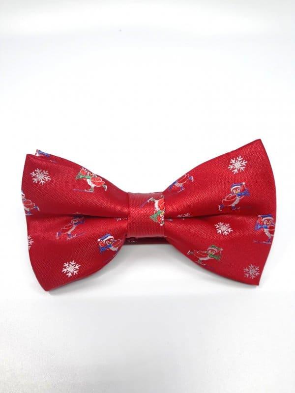 Dodatki Świąteczna Mucha Pingwiny