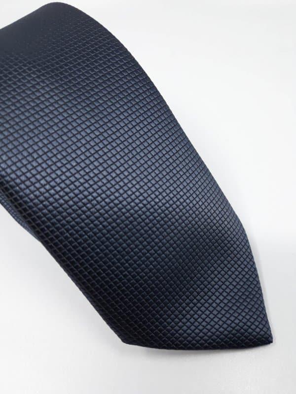 Dodatki Elegancki Krawat Piotr Grafitowy