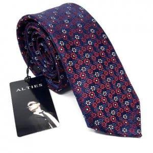 Dodatki Elegancki Krawat Kwiatuszki