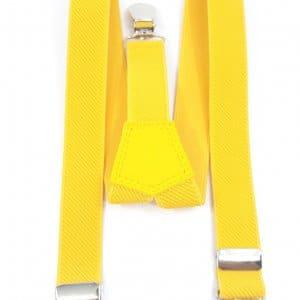 Dodatki Szelki żółte dziecięce do 2 lat