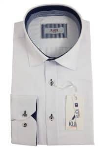 Koszula Kudi Slim biała