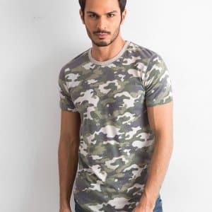 T-shirty T-shirt Bawełniany Moro