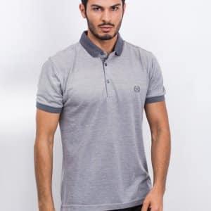 Koszulki Polo Koszulka Polo Jasno Szara
