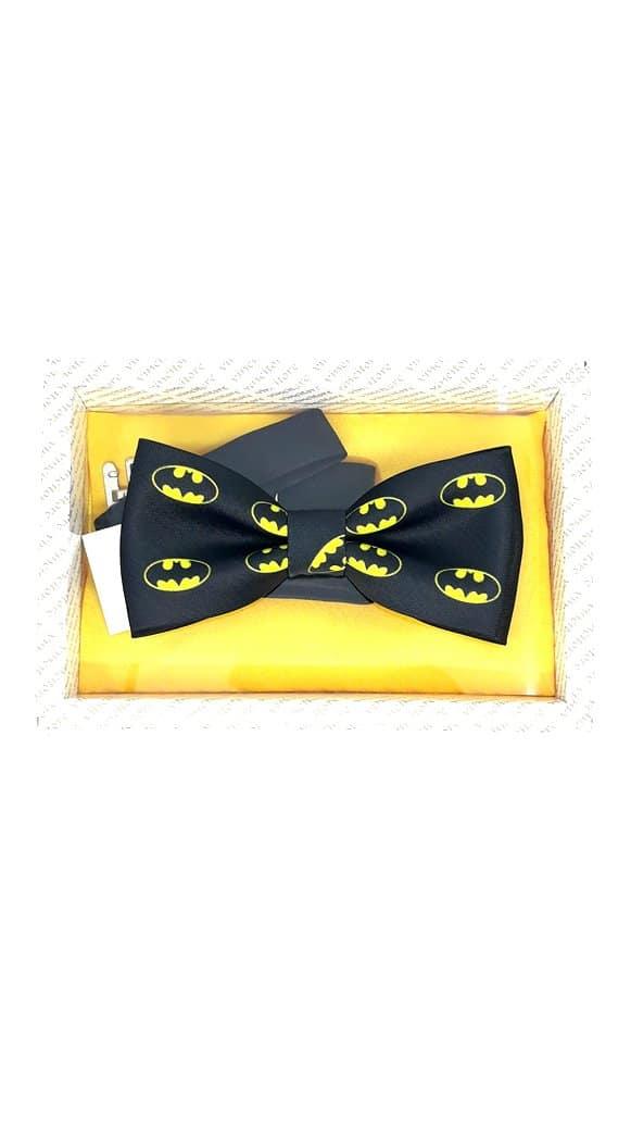 męskie Mucha Męska Batman