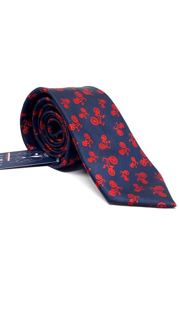 Krawaty Krawat Rowery