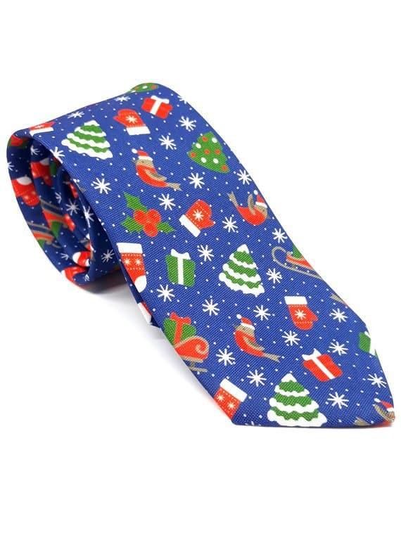 Krawaty Świąteczny Krawat Wzorek