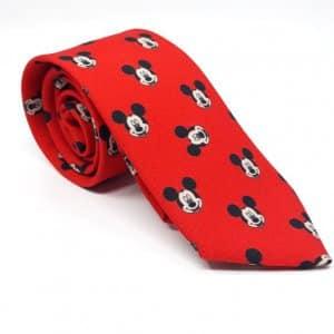 Krawaty Krawat Myszka Miki