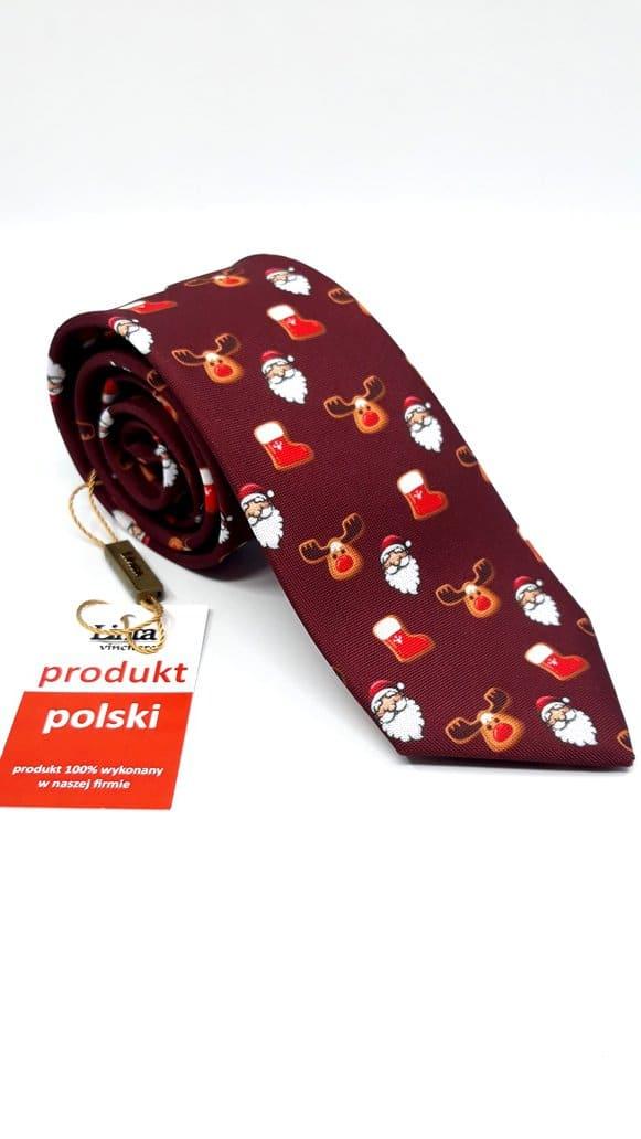Krawaty Świąteczny Krawat Wzorki