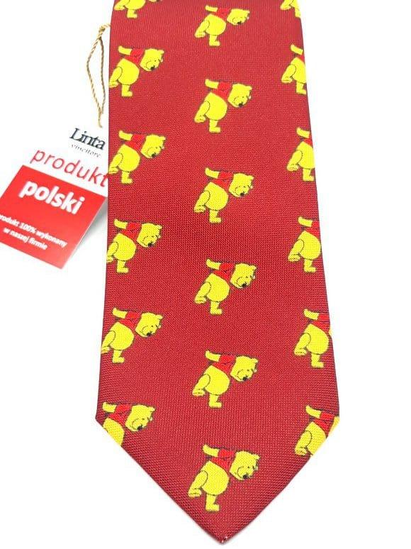 Krawaty Krawat Kubuś Puchatek