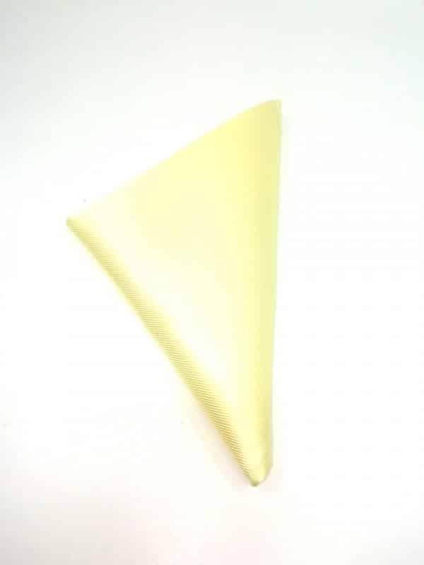 Poszetki Poszetka Żółta