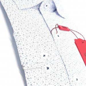Koszule dzięcięce Koszula dziecięca Kropki Kreski