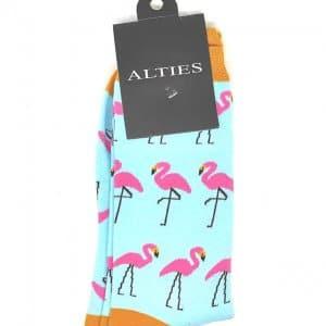 Dodatki Skarpety Męskie Flamingi