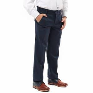 Spodnie chłopięce Spodnie Chłopięce Granat