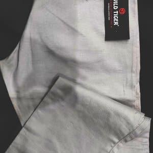 Spodnie Spodnie Jasne Szare