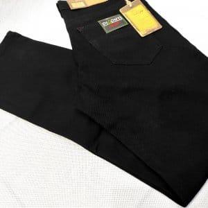 Spodnie Spodnie Jeansy Czarne