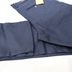 Spodnie Spodnie Granatowe Wzór