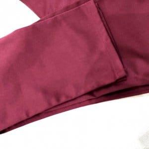 Spodnie Spodnie Diconti Wiśniowe