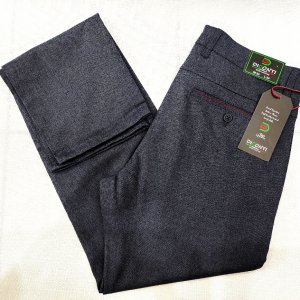 Spodnie Spodnie Szaro Niebieskie