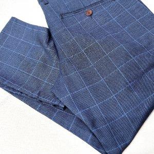 Spodnie Spodnie Kudi Granatowe