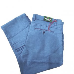 Spodnie Spodnie Niebieska Pepitka