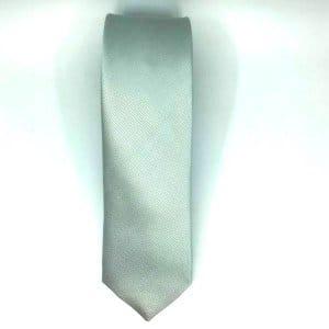 Krawaty Elegancki Krawat Jasno Szary