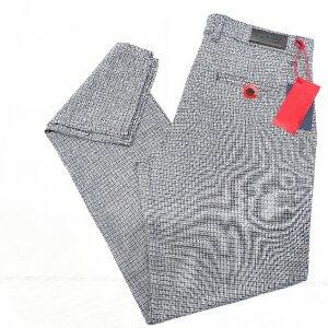 Spodnie Spodnie Czarne Kratka