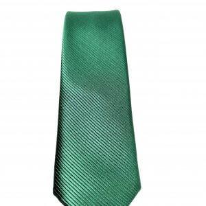 Krawaty Elegancki Krawat Ciemna Zieleń
