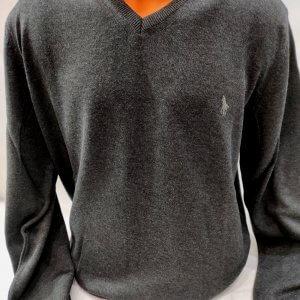 Swetry Sweter Serek Popiel