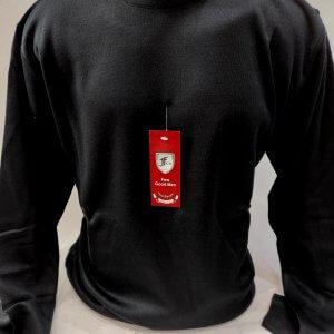Swetry Półgolf Męski Granatowy