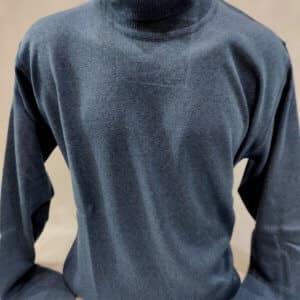 Swetry Golf Męski Niebieski
